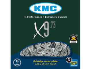 KMC X9-73 9 speed