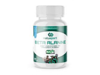 NatuSport Beta Alanine 120 Capsules