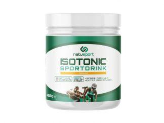 NatuSport Isotonic Sportdrink Orange 400 gram