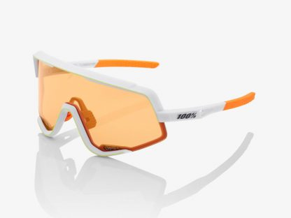 Soft Tact Oxyfire White - Persimmon Lens